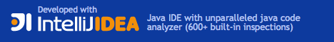 Java IDE with unparalleled java code analyzer (600+ built-in inspections)